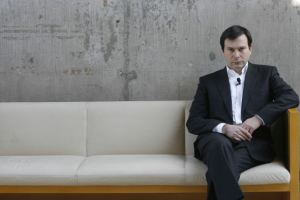 Simon Anholt in Chile